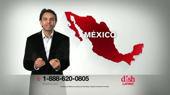 DishLATINO TV Spot, 'Elige DishLATINO' Con Eugenio Derbez [Spanish] - 2 commercial airings