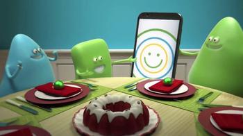 Cricket Wireless TV Spot, 'Felices Fiestas' [Spanish]