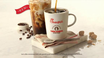 Chick-fil-A Coffee TV Spot, 'Wake Up to Chicken' - Thumbnail 3