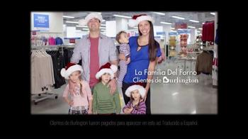 Burlington Coat Factory TV Spot, 'Familia Del Forno' [Spanish] - Thumbnail 1