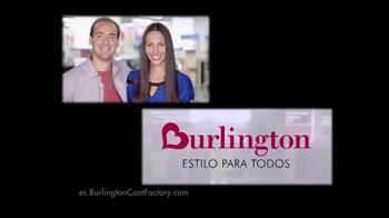 Burlington Coat Factory TV Spot, 'Familia Del Forno' [Spanish] - Thumbnail 10