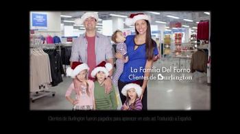Burlington Coat Factory TV Spot, 'Familia Del Forno' [Spanish] - Thumbnail 2