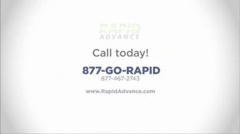 RapidAdvance TV Spot, 'Small Business Financing' - Thumbnail 7