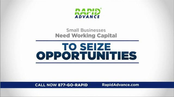 RapidAdvance TV Spot, 'Small Business Financing' - Thumbnail 1