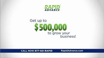 RapidAdvance TV Spot, 'Small Business Financing' - Thumbnail 3
