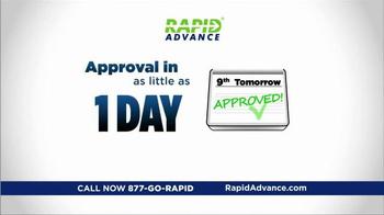 RapidAdvance TV Spot, 'Small Business Financing' - Thumbnail 4
