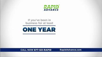 RapidAdvance TV Spot, 'Small Business Financing' - Thumbnail 6