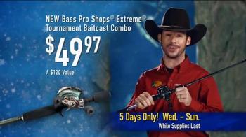 Bass Pro Shops 5 Day Sale TV Spot, '5 Days Only!' - Thumbnail 8