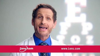 Lens.com TV Spot, 'Save Time and Money' - Thumbnail 1