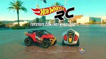Hot Wheels High Jump Frenzy RC TV Spot, 'Skate Park' - Thumbnail 10