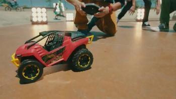 Hot Wheels High Jump Frenzy RC TV Spot, 'Skate Park' - Thumbnail 4