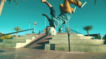 Hot Wheels High Jump Frenzy RC TV Spot, 'Skate Park' - Thumbnail 6