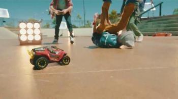 Hot Wheels High Jump Frenzy RC TV Spot, 'Skate Park' - Thumbnail 7