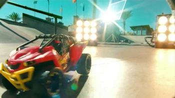 Hot Wheels High Jump Frenzy RC TV Spot, 'Skate Park' - Thumbnail 8