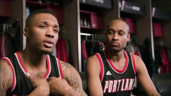 NBA Store Swingman Jerseys TV Spot, 'Not Just Looks' Feat. Damian Lillard