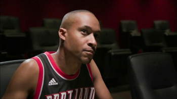 NBA Store Swingman Jerseys TV Spot, 'Not Just Looks' Feat. Damian Lillard - Thumbnail 3