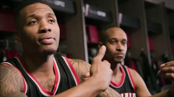 NBA Store Swingman Jerseys TV Spot, 'Not Just Looks' Feat. Damian Lillard - Thumbnail 5