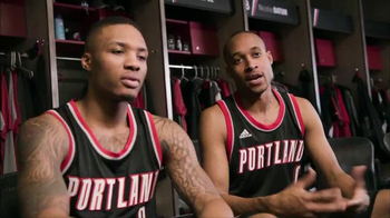 NBA Store Swingman Jerseys TV Spot, 'Not Just Looks' Feat. Damian Lillard - Thumbnail 7