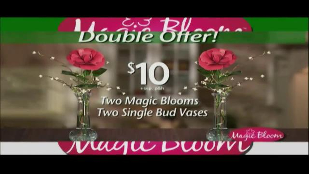 Magic Bloom TV Spot - iSpot.tv