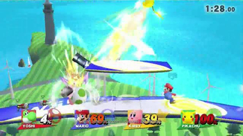 Super Smash Bros. for Wii U TV Spot, 'Characters' - Thumbnail 5