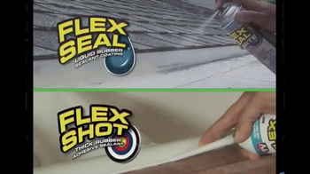 Flex Seal and Flex Shot TV Spot, 'Holiday Season' - Thumbnail 7