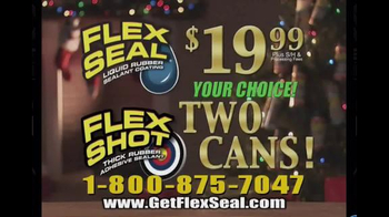 Flex Seal and Flex Shot TV Spot, 'Holiday Season' - Thumbnail 9