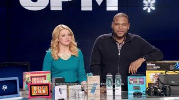 Walmart TV Spot, 'Electronics' Featuring Anthony Anderson - 281 commercial airings