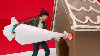 Target Black Friday TV Spot, 'Holiday 2014: Gingerbread' Song by Karen O - Thumbnail 5