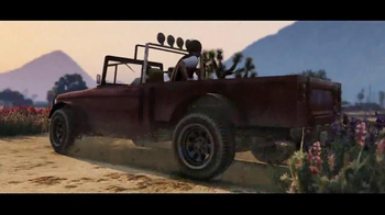 Grand Theft Auto V TV Spot, 'Welcome to San Andreas' Song by Parliament - Thumbnail 3