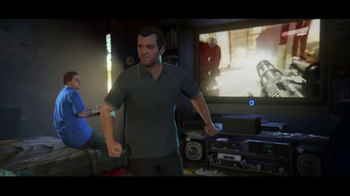 Grand Theft Auto V TV Spot, 'Welcome to San Andreas' Song by Parliament - Thumbnail 5