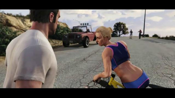 Grand Theft Auto V TV Spot, 'Welcome to San Andreas' Song by Parliament - Thumbnail 6