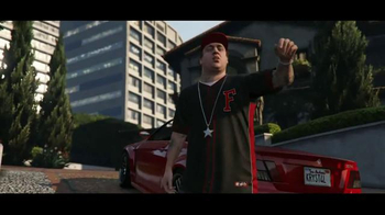 Grand Theft Auto V TV Spot, 'Welcome to San Andreas' Song by Parliament - Thumbnail 7