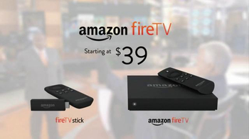 Amazon Fire TV Stick TV Spot, 'Rom-Coms' Ft. Jimmy Johnson and Curt Menefee - Thumbnail 9