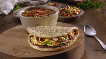 Panera Bread Turkey Chili TV Spot, 'Cozy Combo' - Thumbnail 10
