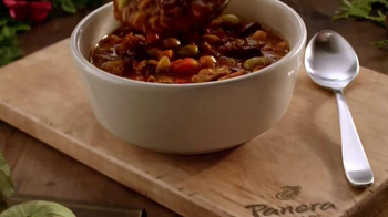 Panera Bread Turkey Chili TV Spot, 'Cozy Combo' - Thumbnail 2