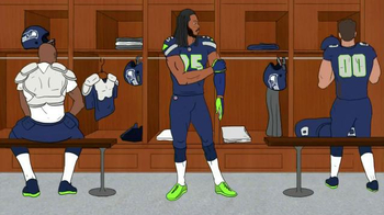 Campbell's Chunky Classic Chicken Noodle TV Spot Featuring Richard Sherman - Thumbnail 1