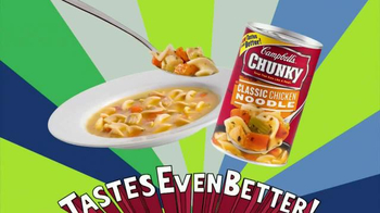 Campbell's Chunky Classic Chicken Noodle TV Spot Featuring Richard Sherman - Thumbnail 10