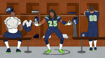 Campbell's Chunky Classic Chicken Noodle TV Spot Featuring Richard Sherman - Thumbnail 2