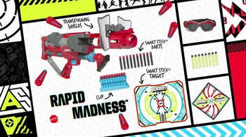 Boom-Co Rapid Madness Blaster TV Spot, 'Make the Switch' - Thumbnail 10
