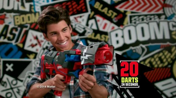 Boom-Co Rapid Madness Blaster TV Spot, 'Make the Switch'