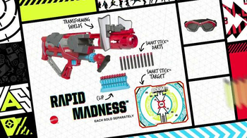 Boom-Co Rapid Madness Blaster TV Spot, 'Make the Switch' - Thumbnail 9
