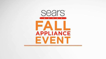 Sears Fall Appliance Event TV Spot, 'Thanksgiving Cooking' - Thumbnail 6