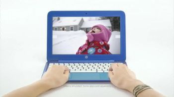 HP Stream TV Spot, 'On Top of Holidays'