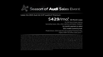 Audi Season of Audi Sales Event TV Spot, 'Santa' - Thumbnail 8