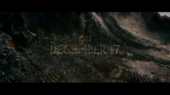 The Hobbit: The Battle of the Five Armies - Alternate Trailer 4