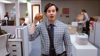 Wendy's Bacon Portabella Melt TV Spot, 'Earnthem' - Thumbnail 1