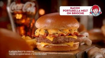Wendy's Bacon Portabella Melt TV Spot, 'Earnthem' - Thumbnail 10