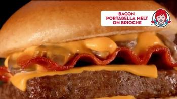 Wendy's Bacon Portabella Melt TV Spot, 'Earnthem' - Thumbnail 7