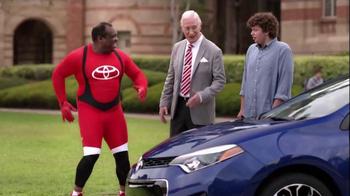 2015 Toyota Corolla TV Spot, 'Coach T: Sporty Look' - Thumbnail 3