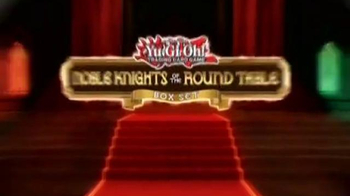 Yu Gi-Oh! Noble Knights of the Round Table Box Set TV Spot - Thumbnail 2